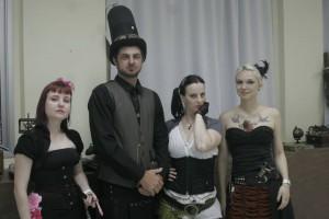 ALine, PW, Renata e Marielen