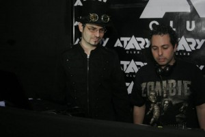 Dj Guardian e Dj Thizonatto